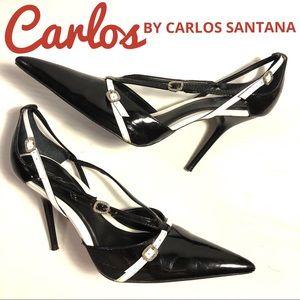 CARLOS by Carlos Santana Expose stiletto heels 9